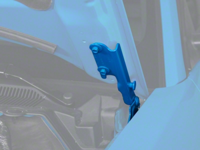 Hood Hinge - Left Side (05-14 All)