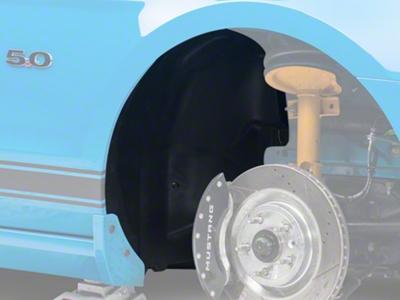 Inner Quarter Panel Splash Shield - Right Side (10-14 All)