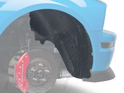 Add OPR Inner Fender Splash Shield - Right Side (05-09 V6)