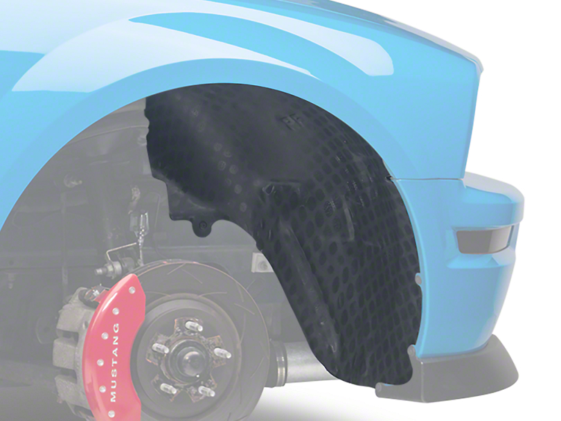 Inner Fender Splash Shield - Right Side (05-09 GT)
