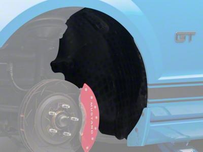 Inner Quarter Panel Splash Shield - Left Side (05-09 All)