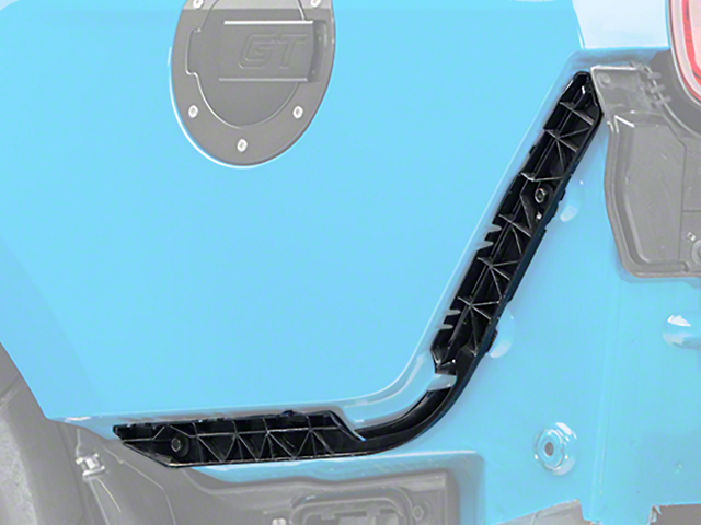 Rear Bumper Reinforcement Bracket - Left Side (10-12 All)