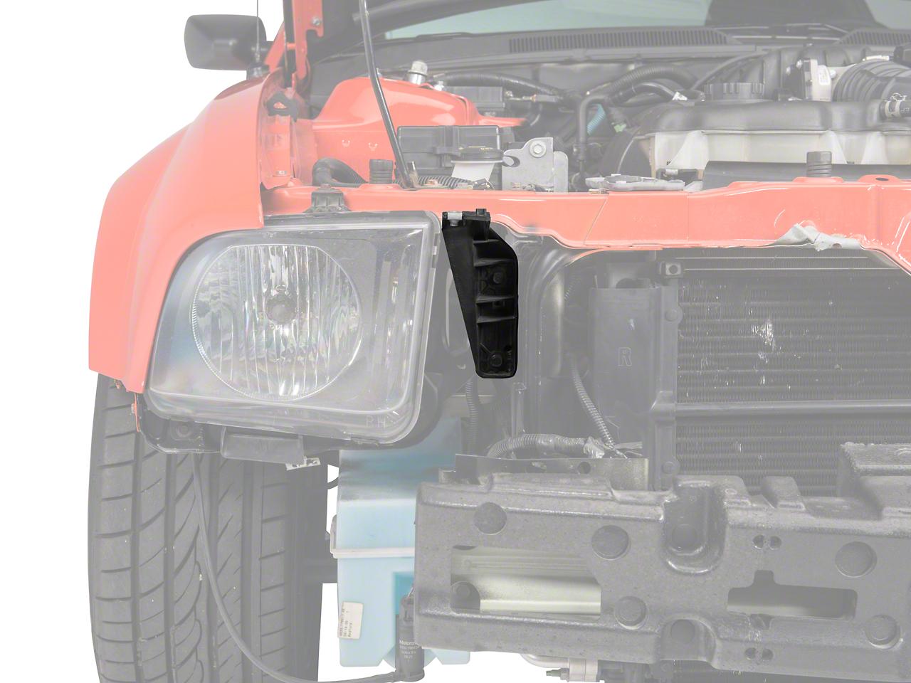 Front Bumper Bracket - RH (05-09 GT, V6)