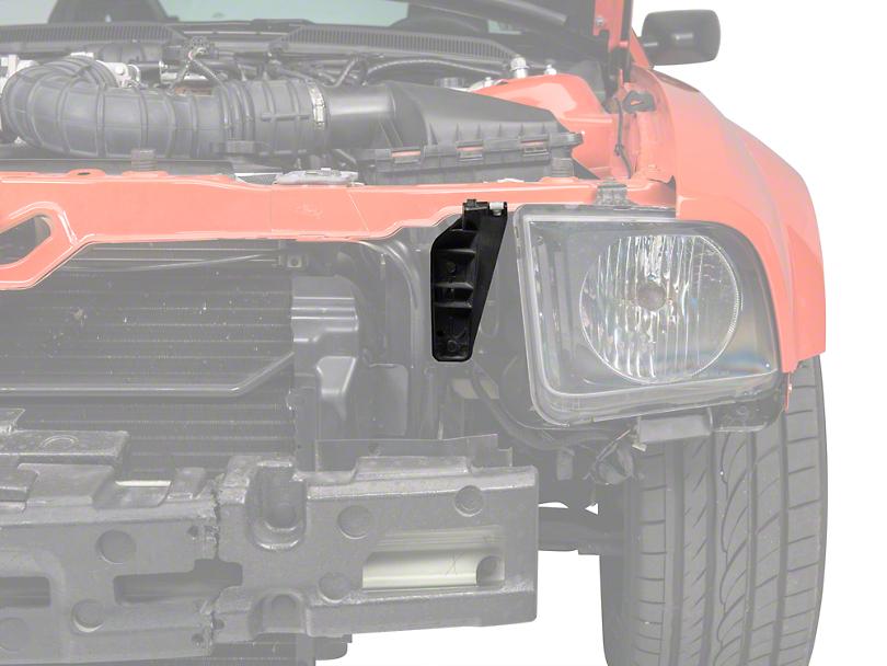 Front Bumper Bracket - Left Side (05-09 GT, V6)