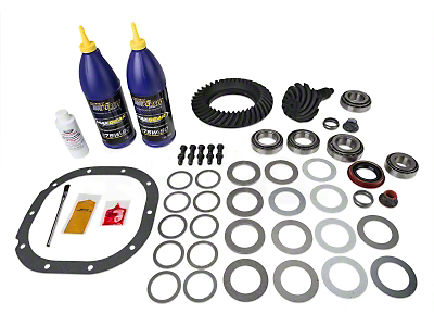 Ford Racing 3.55 Gears and Install Kit (10-14 V8; 11-14 V6)