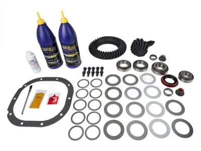 Ford Racing 4.10 Gears and Install Kit (86-09 V8)