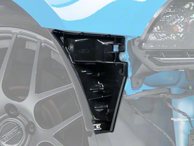Add Front Bumper Bracket - Right Side