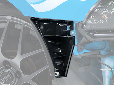 Front Bumper Bracket - Right Side (10-14 All)
