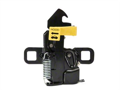 Add 1996-1998 Hood Latch:
