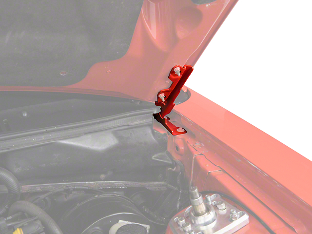 Hood Hinge - Left Side (94-04 All)