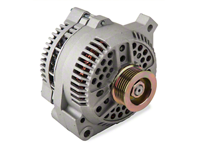 SR Performance Alternator - 150 Amp (87-93 5.0L)