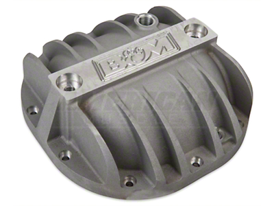 Hurst B&M Finned Differential Cover - 8.8in  (86-14 GT, Mach 1; 07-12 GT500; 93-98 Cobra; 11-14 V6)