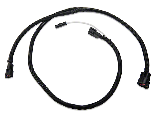 O2 Sensor Wire Harness - Automatic (87-93 5.0L)
