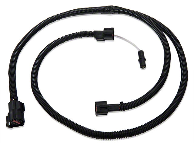 O2 Sensor Wire Harness - Manual (87-93 5.0L)