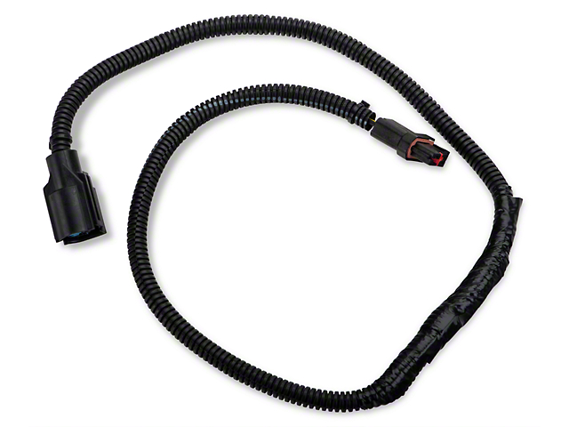opr mustang a c compressor wire harness 100623 87 93 all opr a c compressor wire harness 87 93 all