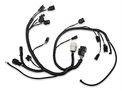 Fuel Injector Wiring Harness (87-93 5.0L)