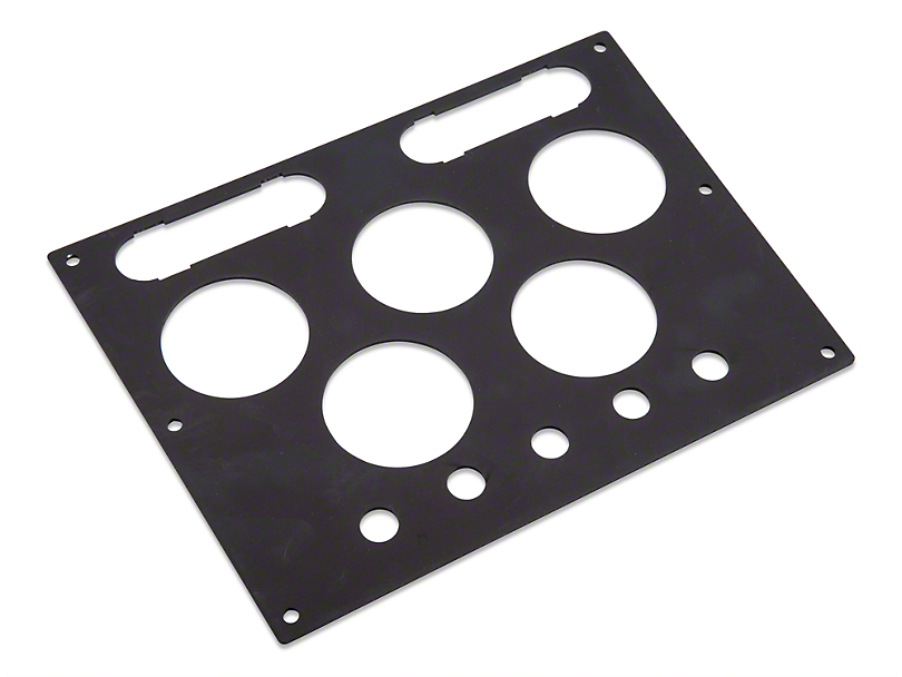 Radio Delete 5-Gauge Panel (05-09 All)