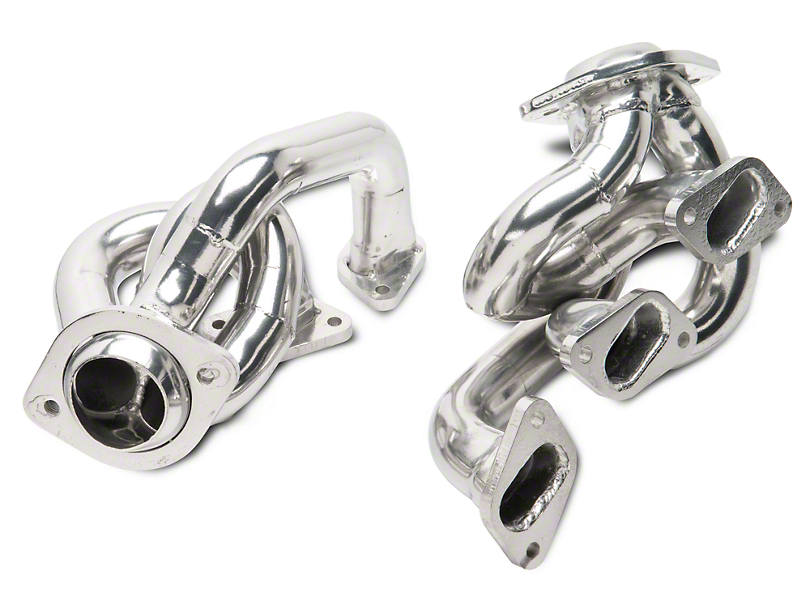 MAC Ceramic Shorty Headers (11-14 V6)