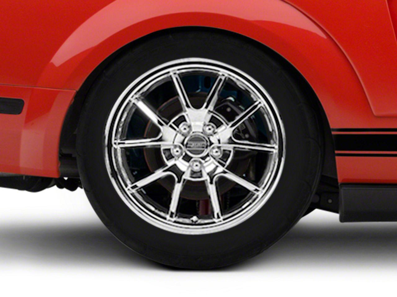 Add Deep Dish FR500 Style Chrome Wheel - 18x10 (05-14 All)