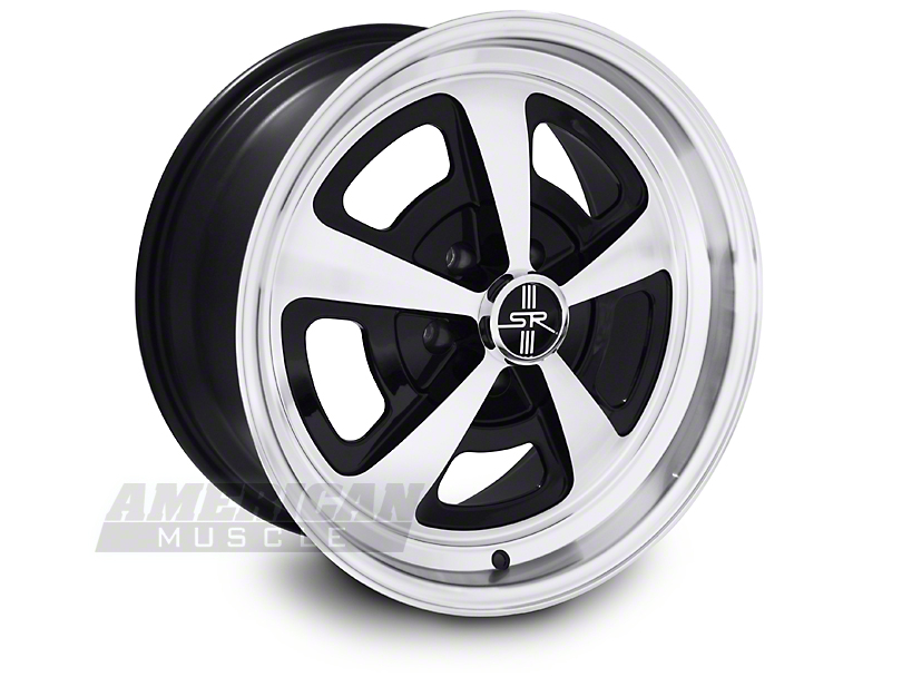 Black Magnum 500 Wheel - 18x9 (05-12 GT, V6)