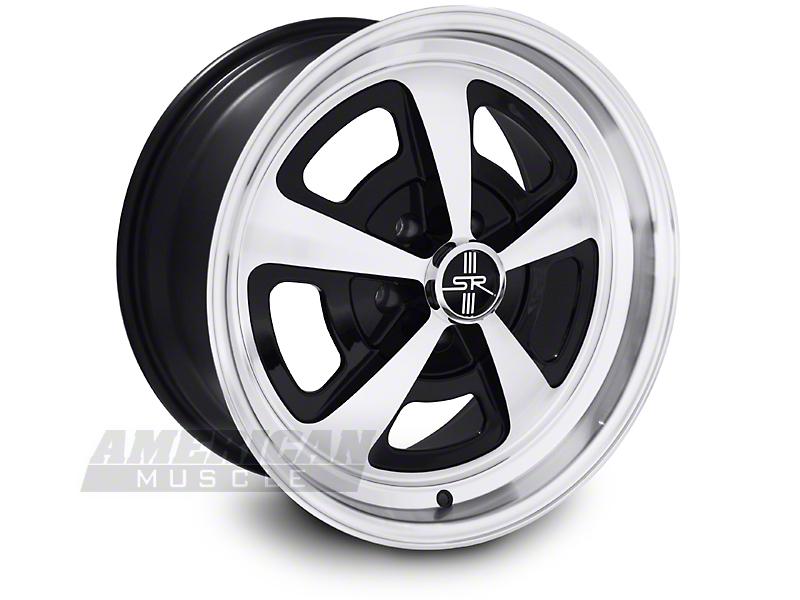 Black Magnum 500 Wheel - 18x9 (05-12 GT, V6)