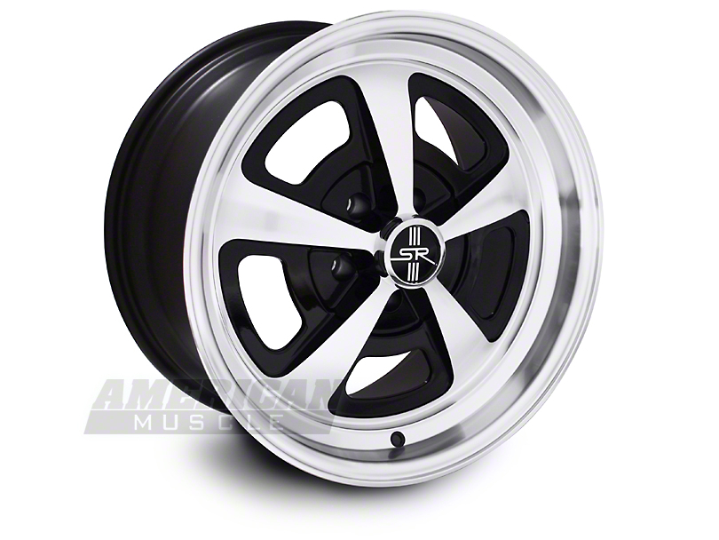 Black Magnum 500 Wheel - 18x10 (05-12 GT, V6)