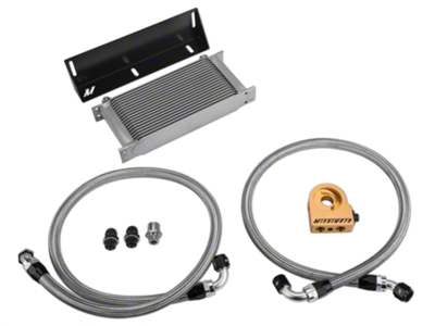 Mishimoto Performance Thermostatic Direct-Fit Oil Cooler (79-93 5.0L)