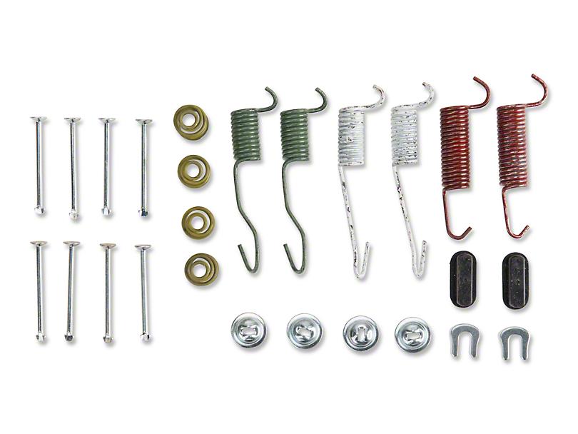 OPR Rear Brake Drum Hardware Kit (79-93 All)