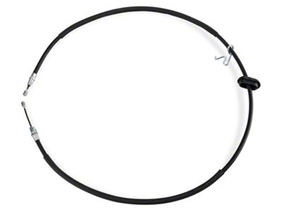 Add Parking Brake Cable - Rear Right (99-04 All, Excludes Cobra)