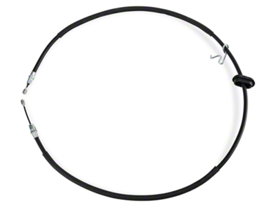 Parking Brake Cable - Rear Right (99-04 All, Excludes Cobra)