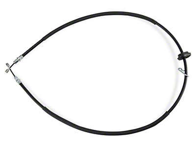Parking Brake Cable - Rear Left (99-04 All, Excludes Cobra)