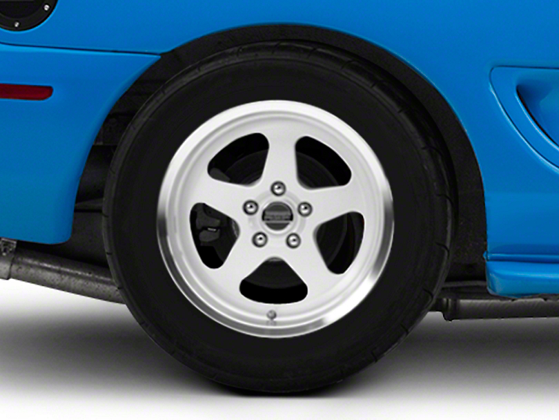 SC Style Silver Wheel - 17x10 (94-04 All)