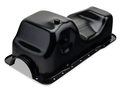 Replacement Oil Pan w/Low Oil Sensor Port (84-95 5.0L)
