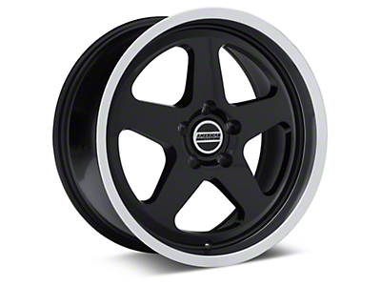 SC Style Black Wheel - 18x8.5 (94-04 All)