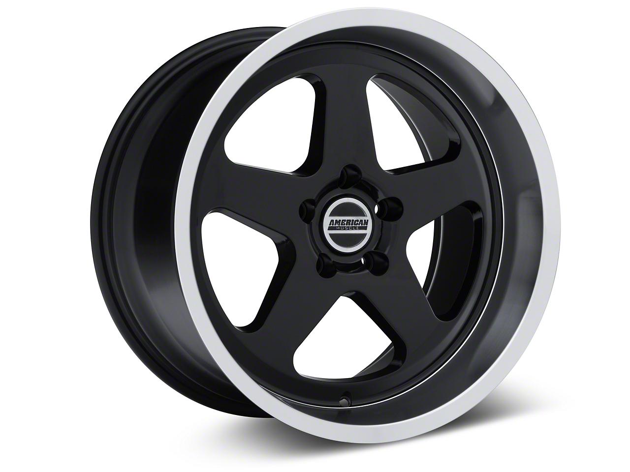 SC Style Black Wheel - 18x10 (94-04 All)