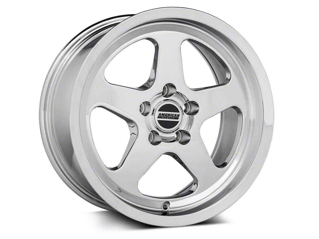 SC Chrome Wheel - 17x9 (94-04 All)