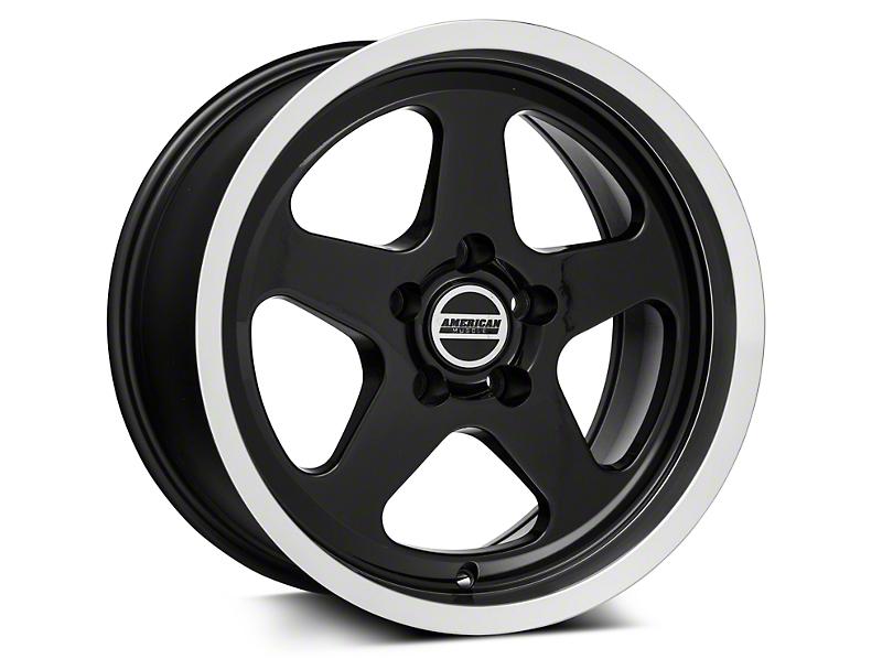 SC Style Black Wheel - 17x9 (94-04 All)