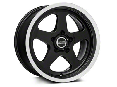 SC Style Black Wheel - 17x9 (94-04 All)