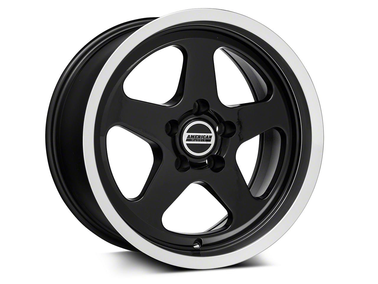 SC Black Wheel - 17x9 (94-04 All)