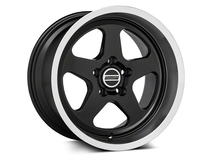 SC Style Black Wheel - 17x10 (94-04 All)