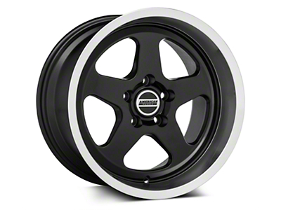 SC Black Wheel - 17x10 (94-04 All)