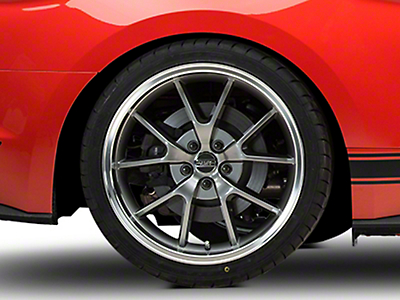 FR500 Style Anthracite Wheel - 20x10 (15-16 All)