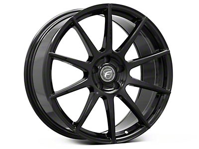 Forgestar CF10 Monoblock Piano Black Wheel - 20x9 (05-14 All)