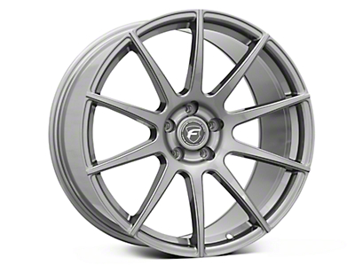 Forgestar CF10 Monoblock Gunmetal Wheel - 20x11 (05-14 All)
