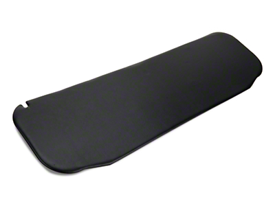 Trunk Lid Cover - Black (10-14 All)