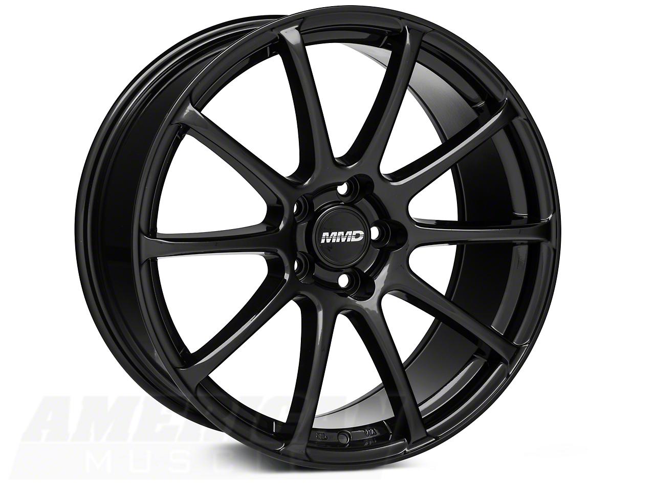 MMD Axim Black Wheel - 19x8.5 (05-14 All)