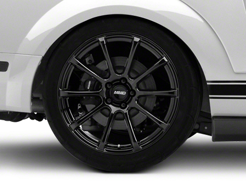 MMD Axim Black Wheel - 20x10 (05-14 All)