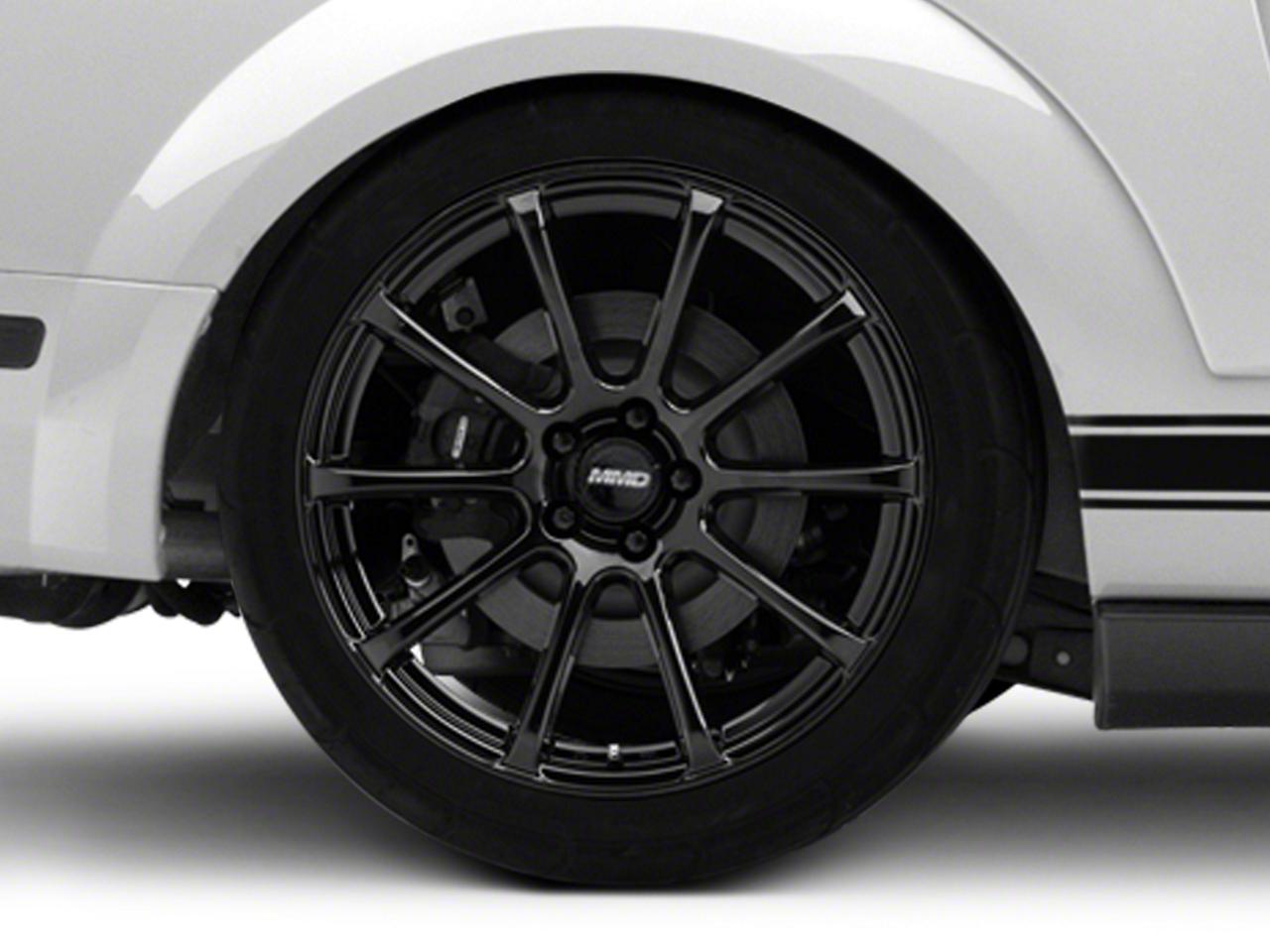 MMD Axim Black Wheel - 20x10 (05-14 All)