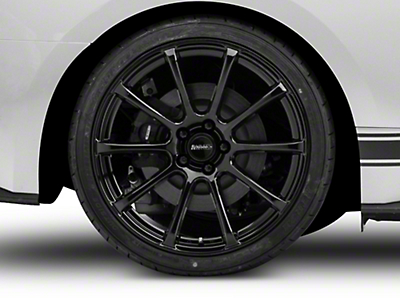 MMD Axim Black Wheel - 20x10 (15-16 All)