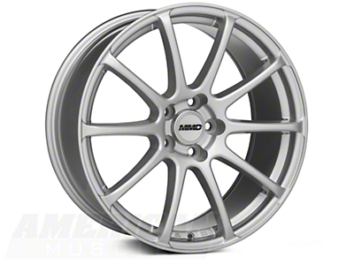 MMD Axim Silver Wheel - 19x8.5 (05-14 All)
